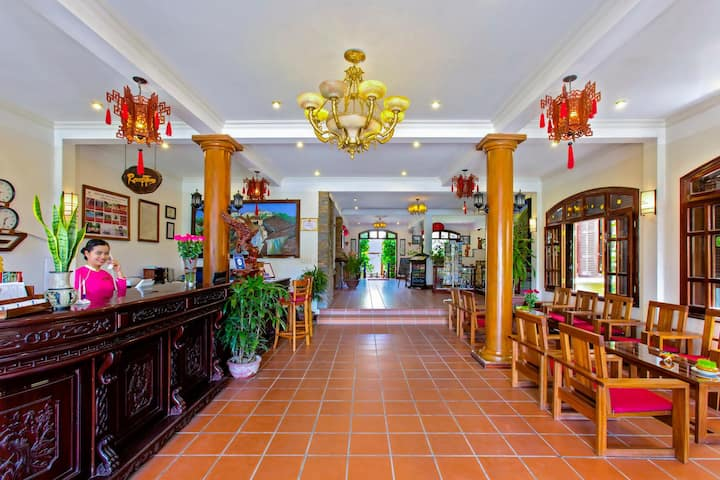Marvelous Double Or Twin Superior At Hoi An