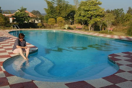 MOGLI RESORTS, KANHA - Kanha