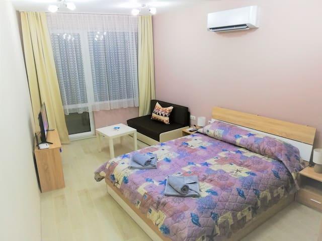 Brand New cozy studio apartment