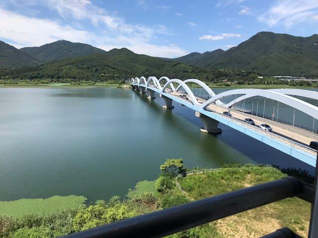 [양평 양수리] 북한강 조망 빌라형 별장