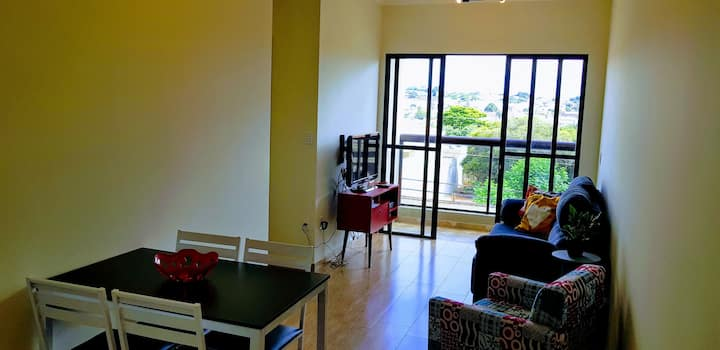 Brand New Spacious Apt in the city centre