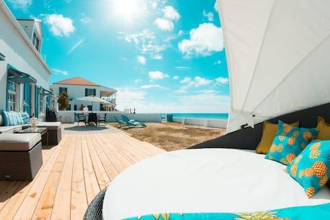 Dom Roberta - Prywatny ogród na plaży