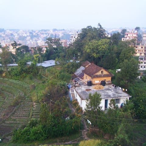 Organic farm house Resort Kapan - Kathmandu - Bed & Breakfast