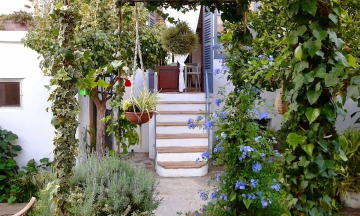 Casa con jardín en Santa Catalina