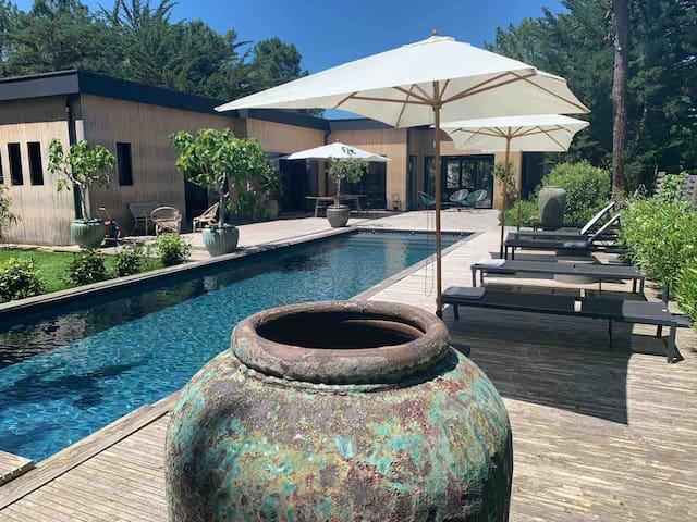 Magnifique maison à Cap Ferret