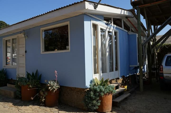 Cabaña16 al lado playa 6-7 pers- Maitencillo Norte