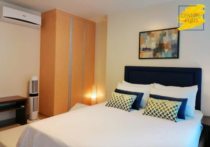 Superior Apartment in Uptown BGC by Central Flats