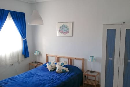 "Casa Naranja ""Blue Room"" - Callosa de Segura - Bed & Breakfast"