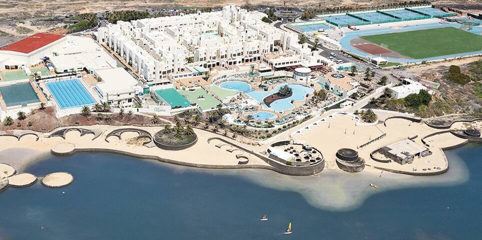 La Santa Sport resort (apt. 220B) (2) - Tinajo - Timeshare