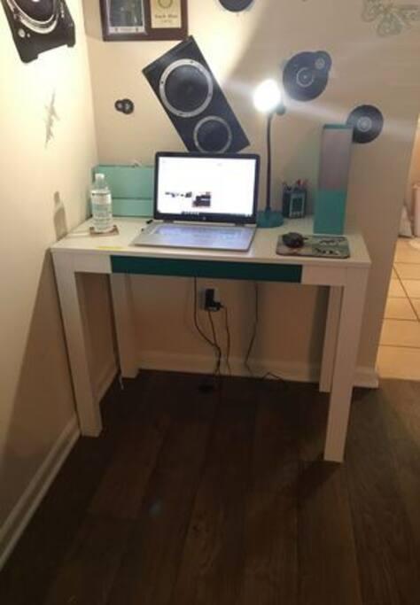 Desk for workspace