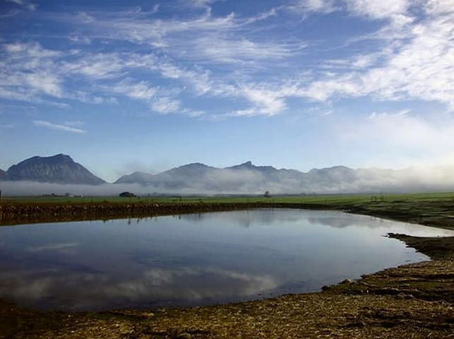 Eikelaan Farm Cottages - Tulbagh