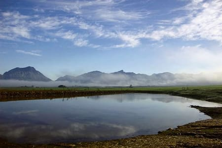 Eikelaan Farm Cottages - Tulbagh - Alpehytte