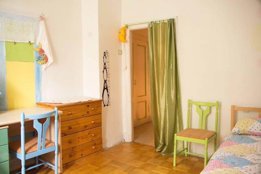 малая спальня