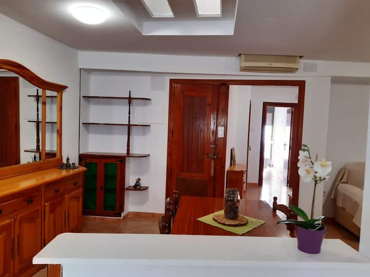 Apartamento acogedor en buena ubicación