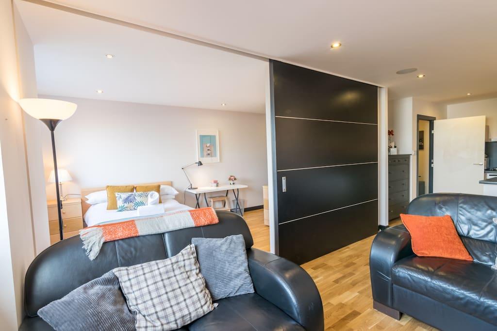 Luxury Apartments Glasgow City Centre