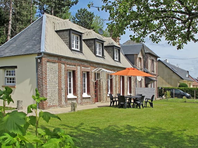 Holiday home in Sassetôt-le-Mauconduit for 5 persons