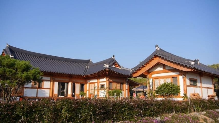 함평 한옥마을-함평이야기 (Hampyeong Korean Traditional House) - Hampyeong-eup, Hampyeong - Rumah