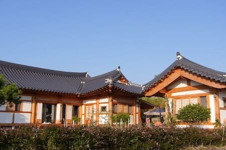 함평 한옥마을-함평이야기 (Hampyeong Korean Traditional House) - Hampyeong-eup, Hampyeong