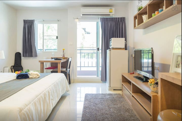 Serviced Apartments Japan 209 - Bangkok - Leilighet