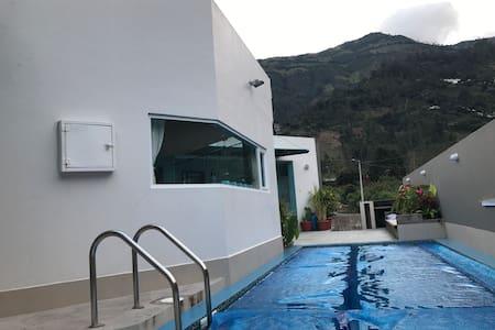 Hermosa Casa Entera en Baños para Familias