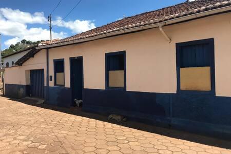 Quarto 2 em casa em Santo Antônio do Itambé