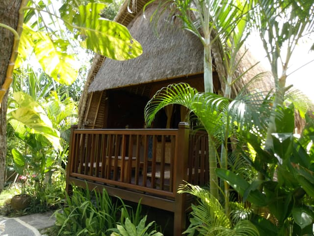 cozy 1 BD hut in Lembongan with Aircon + wifi 1 - klungkung - Casa