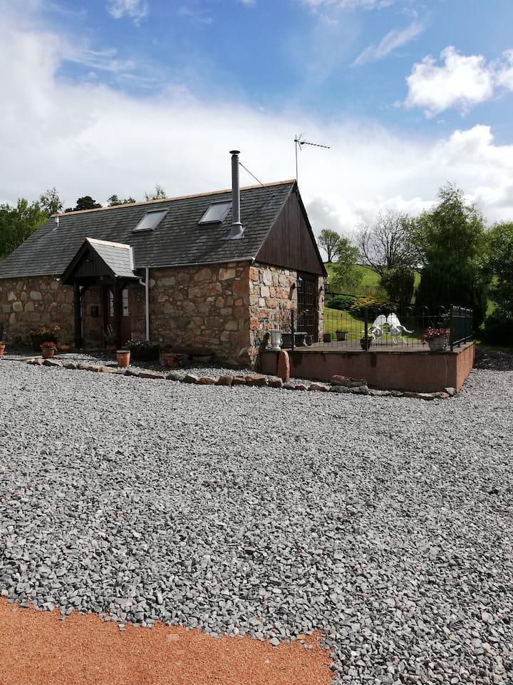 Boghead Cottage:  Holiday Cottage in Royal Deeside