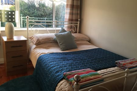 Close to airport Double Room
