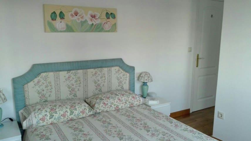 dormitorio matrimonio,colchón a estrenar, habitación 1