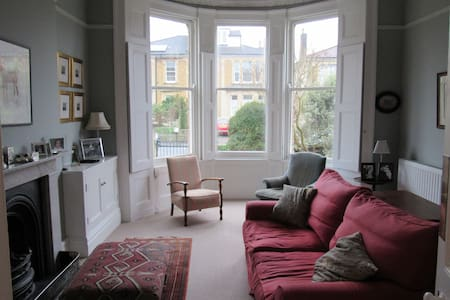 Beautiful Victorian family house in Redland - Bristol - Maison
