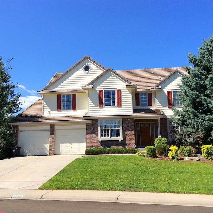 Comfortable And Spacious 4 Bedroom Home
