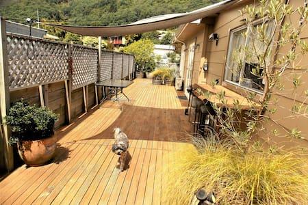 Koru Cottage - Picton