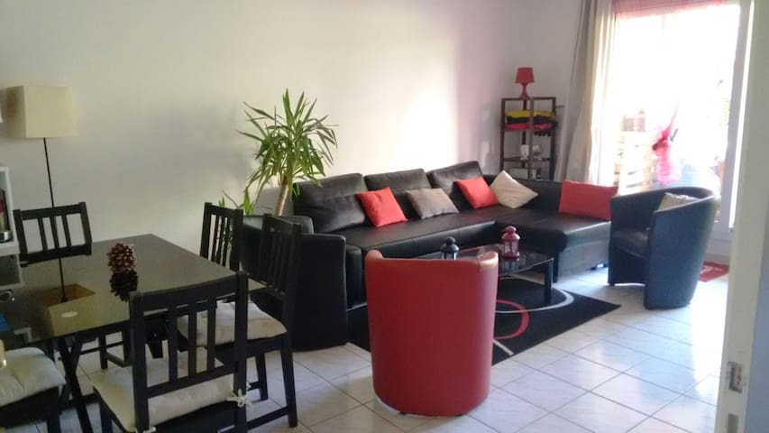 Cozy appartement in residential area of Aix - Aix-en-Provence - Apto. en complejo residencial