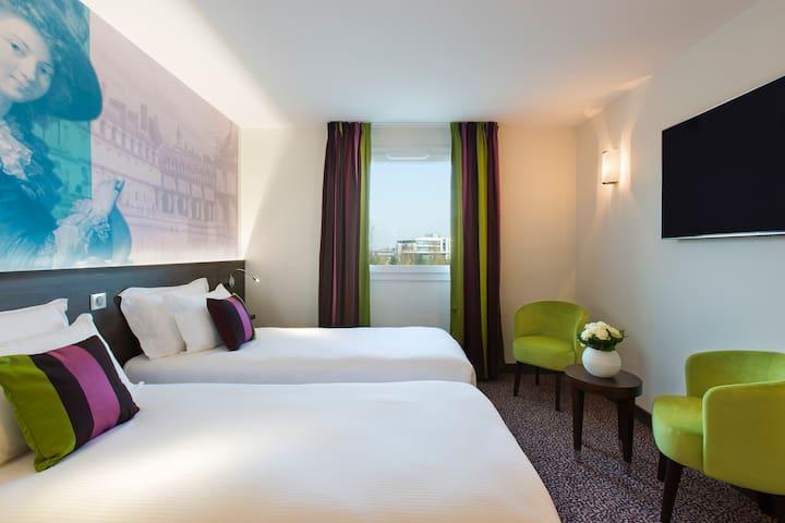 Chambre Confort Vue Lac