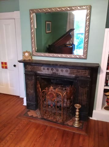 Parlor Downstairs