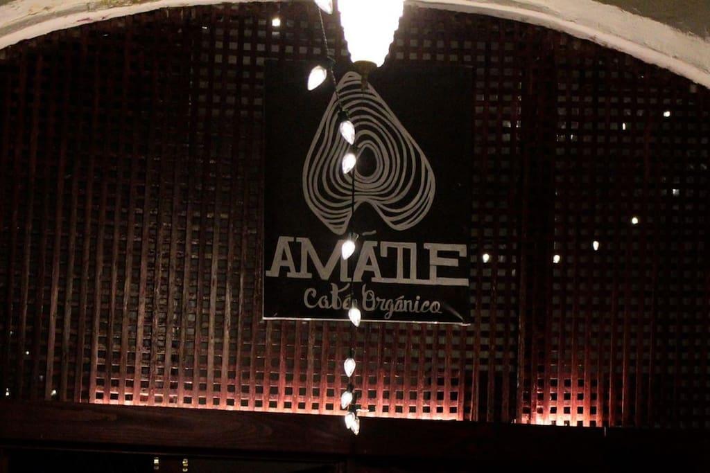 El Arco de nuestra cafetería
