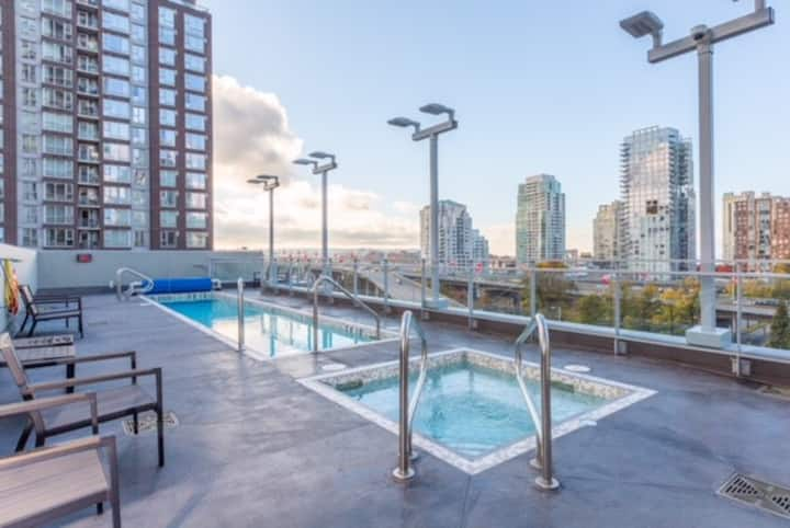 Luxury Apartment in Downtown Vancouver - Yaletown