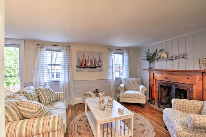 NEW! South Yarmouth Home - 3 Min to Beach!