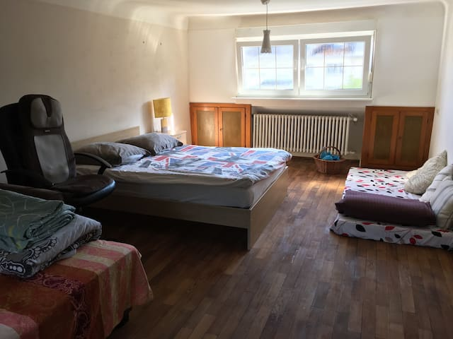 Charming bedroom suite in Lallange - Esch-sur-Alzette - Dom