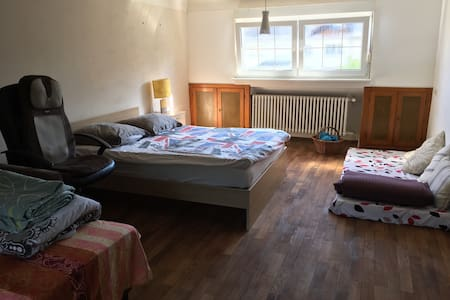 Charming bedroom suite in Lallange - Esch-sur-Alzette