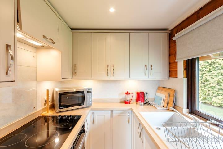 Lodge 59 Kitchen