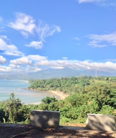 View from the Top of Bagac, Bataan