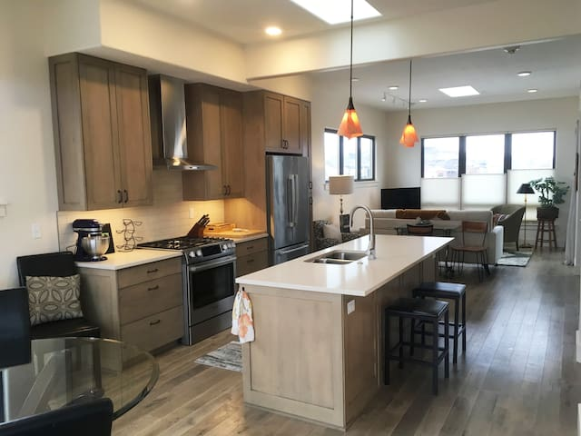 Brand New Downtown, Top Floor, Ultra Modern Condo