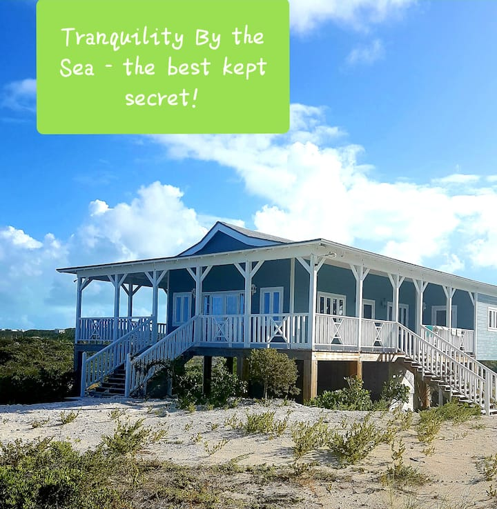 Tranquility By the Sea, Ramsey Beach - 2 bedrooms