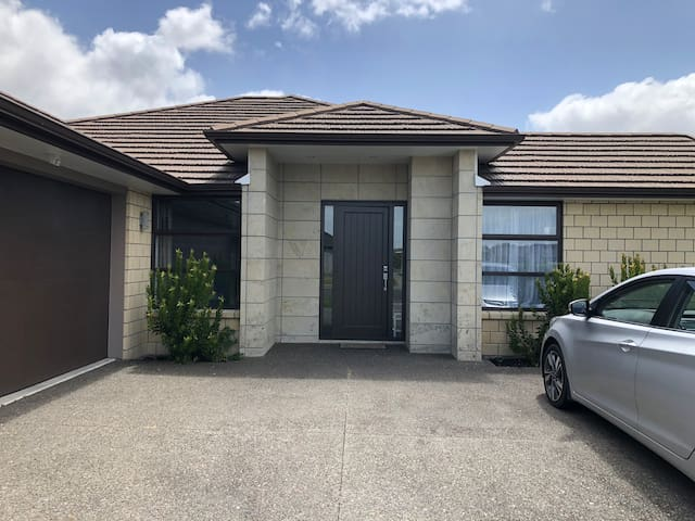 Rototuna - North Hamilton - 4 bedrooms - cosy home