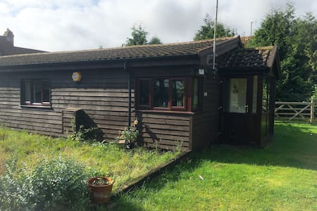 2 Bed Barn Conversation in 4 acres - Kenninghall