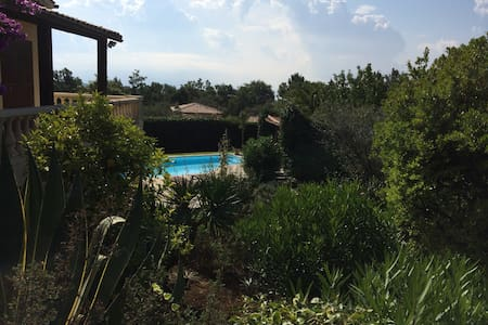House with garden and swimming pool - Tourrettes-sur-Loup