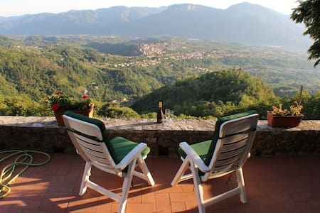 Mesmerising views - Sommocolonia - Barga - Villa