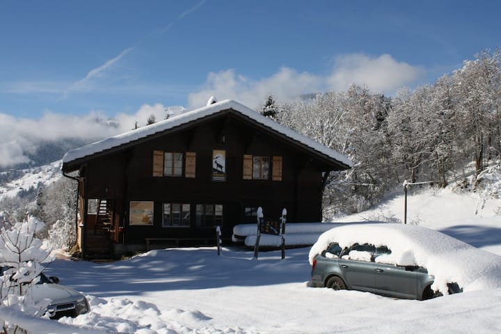 Holiday Chalet Ecolodge (group house)