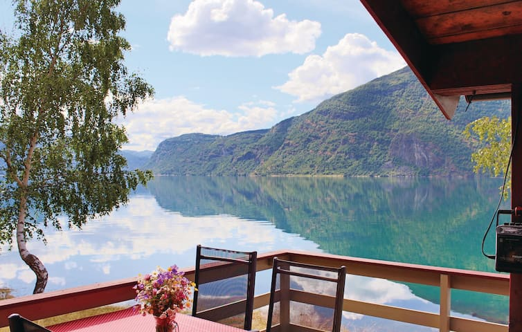 Holiday cottage with 2 bedrooms on 50 m² in Skjolden